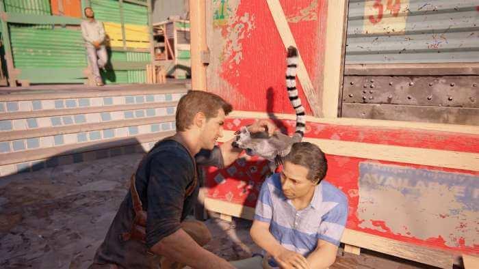 Nathan amante degli animali