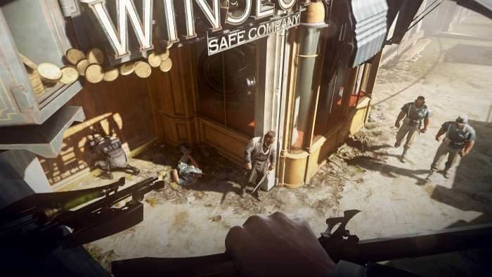 "Dishonored 2 – Gameplay Trailer ""Clockwork Mansion """