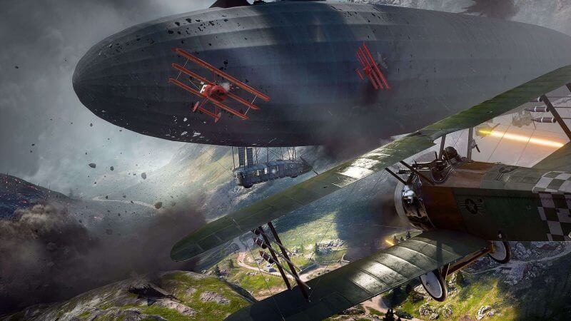 Un'ora di gameplay del multiplayer di Battlefield 1