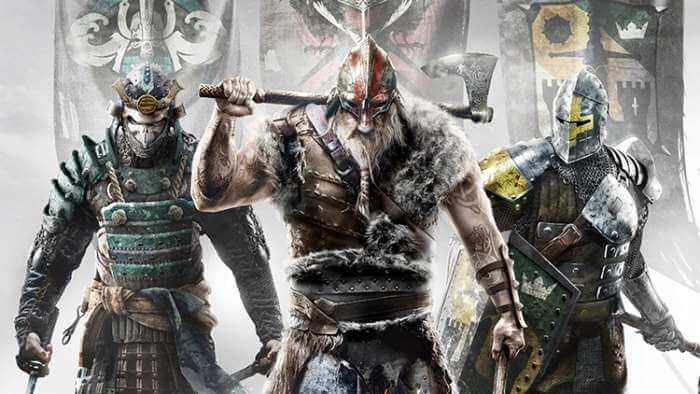 For Honor E3 2016 Teaser Trailer – The Vikings Are Coming