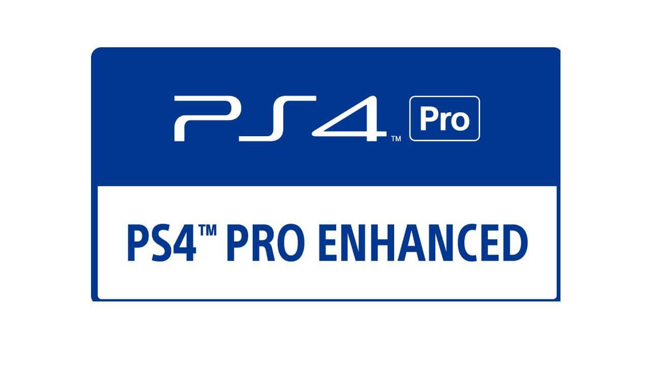 PS4 Pro Enhanced