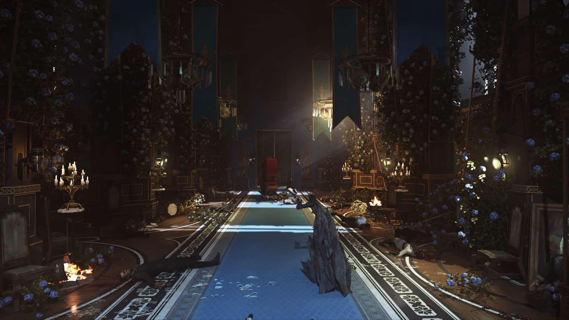 Dishonored 2 - sala del trono