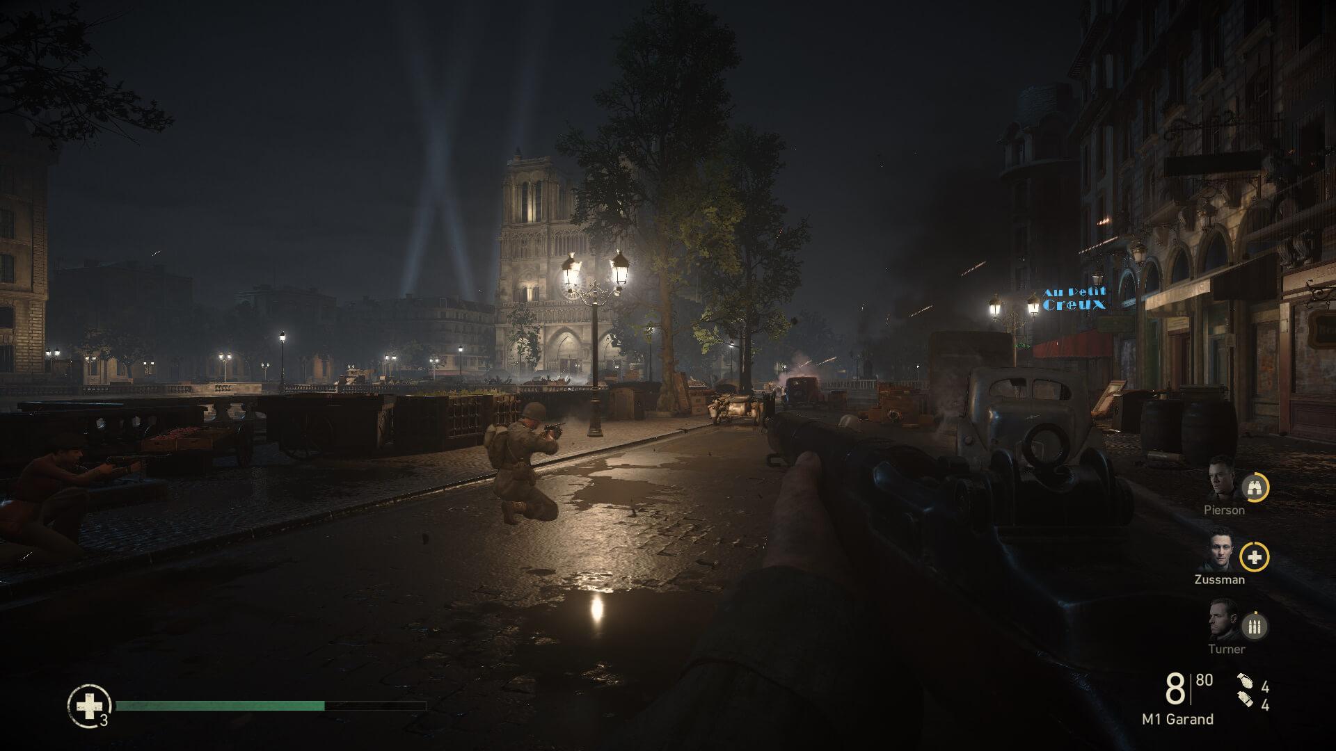Call of Duty: WWII - Alla conquista di Parigi