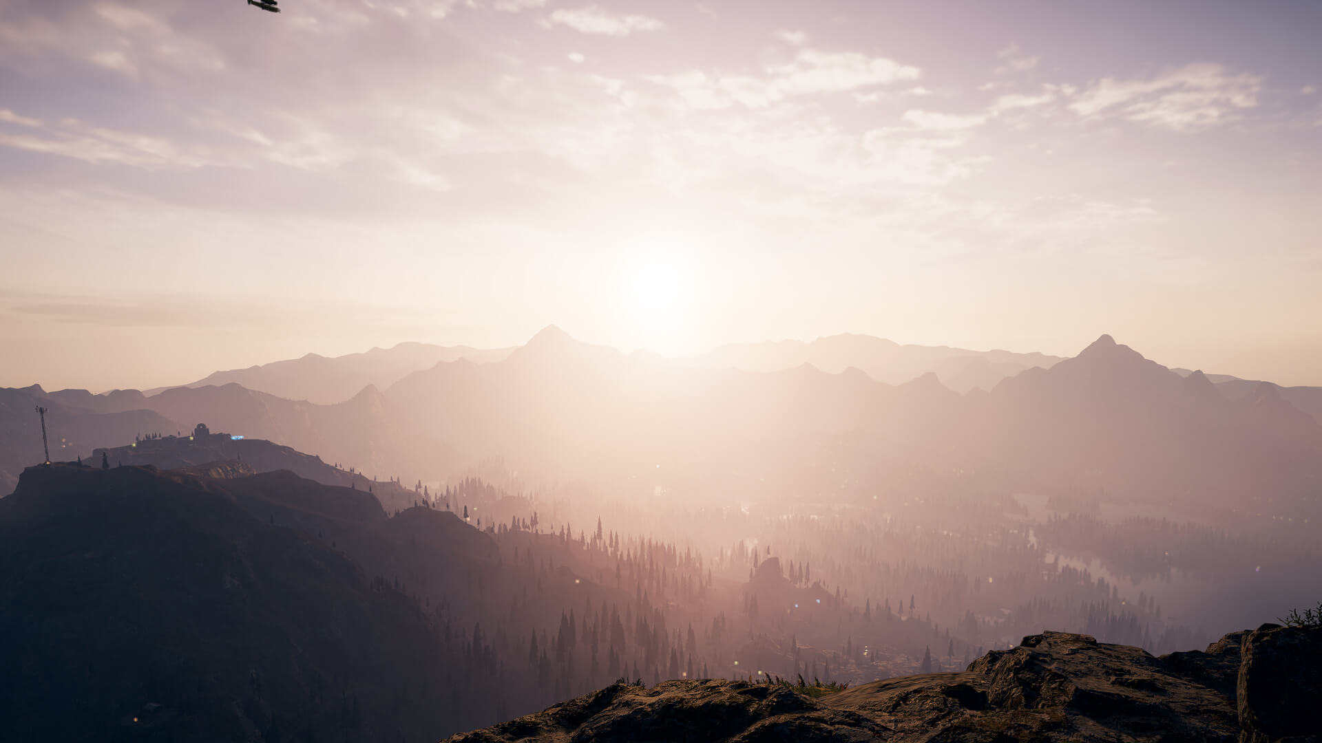 Far Cry 5 - sui picchi di Whitetail Mountains
