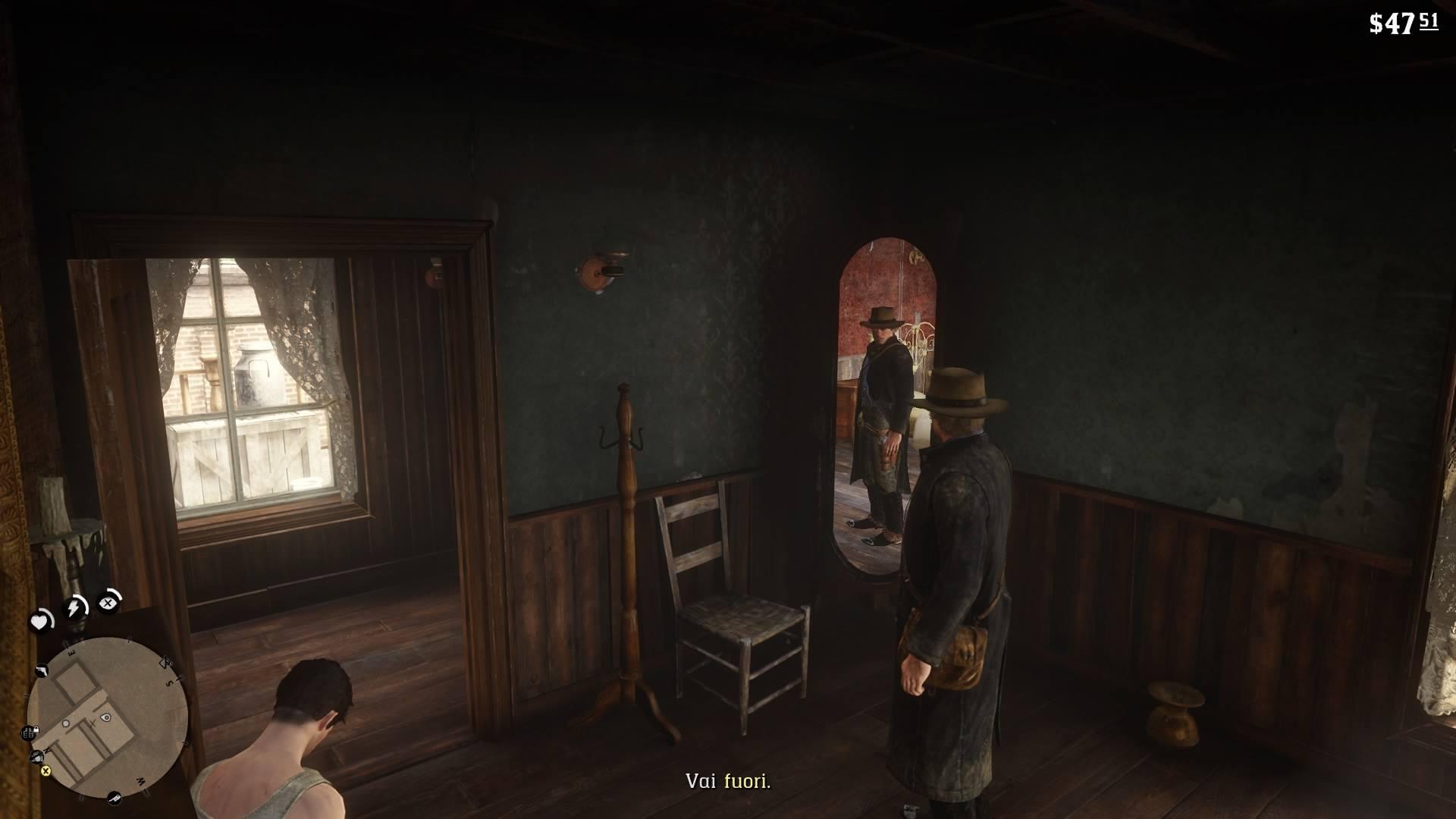 Red Dead Redemption 2 HUD